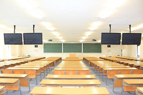 豊平キャンパス施設紹介Toyohira Campus